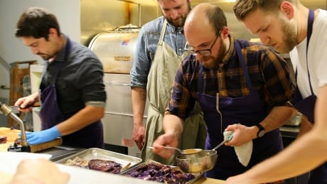 Vancouver pop-up kitchen serves kelp