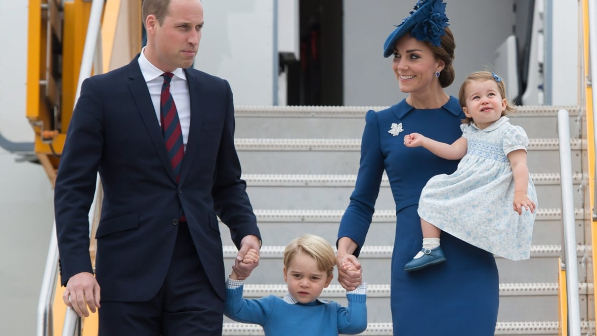 Royal Visit Canada: Prince William, Kate and the kids ...