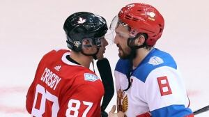 Crosby-Ovechkin rivalry ends with Sid on top once again