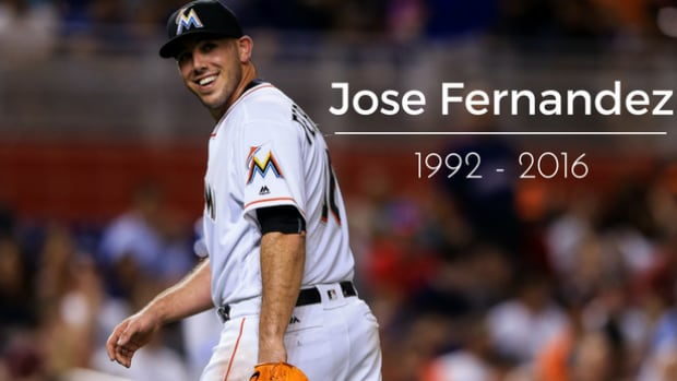 MLB players share grief after death of Jose Fernandez ...