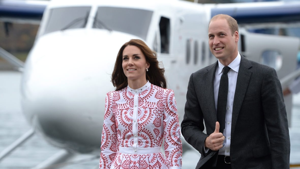 Royal visit: Prince William and Kate draw crowds in Vancouver