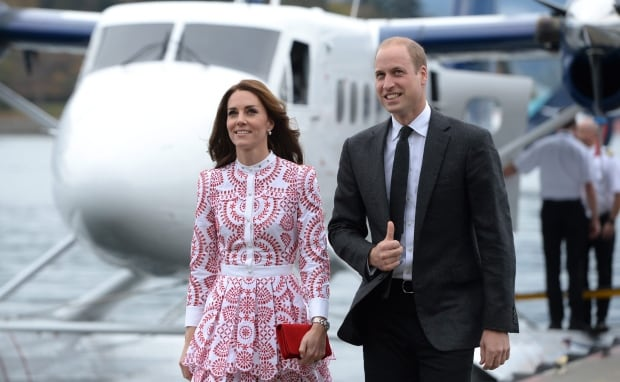 Canada Royal Visit