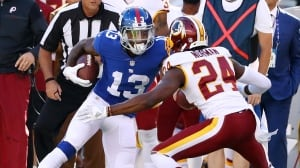 Beckham-Norman showdown tops NFL's must-see moments of Week 3