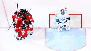 Dominant Canadians face Europe for World Cup of Hockey title
