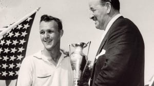 Arnold Palmer's everyman appeal a catalyst for golf's growth