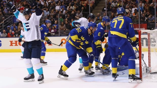 Marion Gaborik Will Miss World Cup Final With Foot Injury