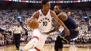 DeMar DeRozan says friend was shot '17 times'