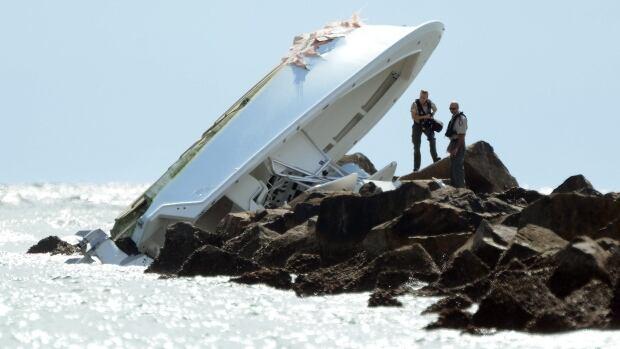 Fernandez seen at bar before fatal boat crash