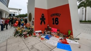 Home run serves as great tribute for Marlins' Jose Fernandez