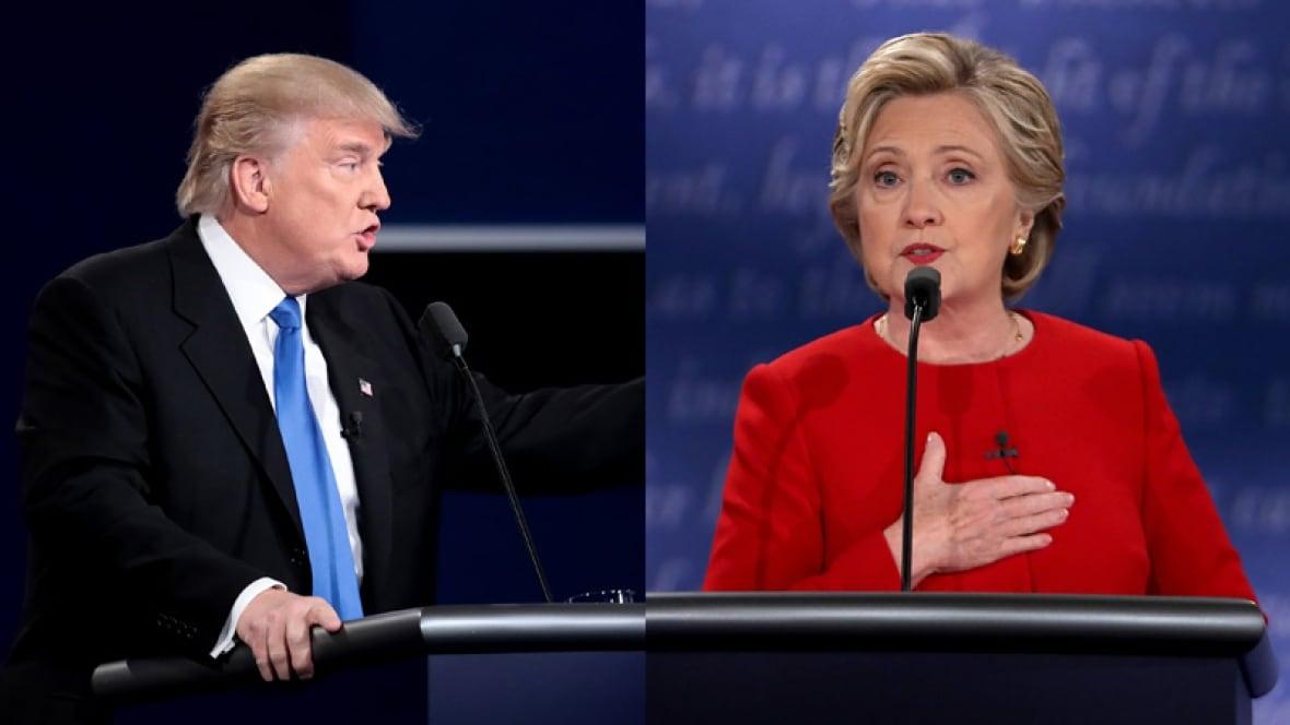 October 3, 2016: Calgary nightclub shooting, Clinton – Trump debate ...