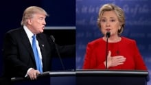 Trump v Clinton - Sept. 26