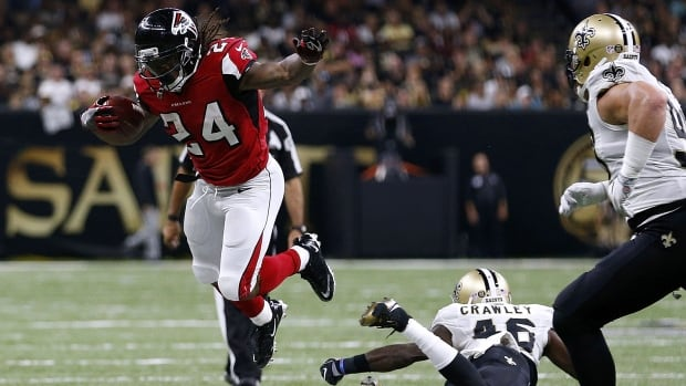 New Orleans Saints 32 Atlanta Falcons 45: Five things we learned