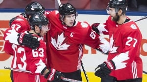 Canada taking Europe seriously in World Cup of Hockey final