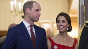 Royal Visit: William and Kate head to Kelowna for wine tasting and volleyball match