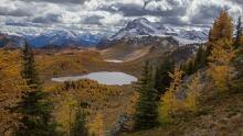 Healy Pass Banff