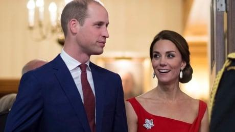 Royal visit kate william