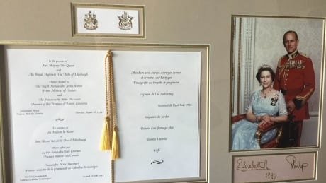 Dinner with a side of protocol: cooking for royal visitors