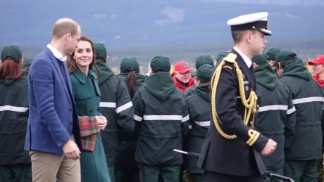 Big crowds expected for Day 2 of William and Kate's Yukon visit
