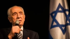 Shimon Peres, former president of Israel, dead at 93