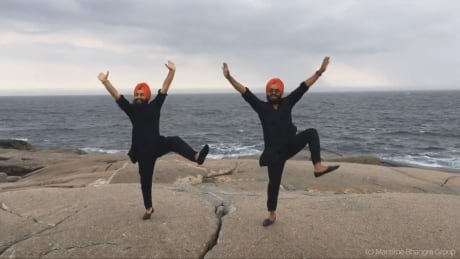 Bhangra! Heres how to dance like Punjabi pros at Peggys Cove