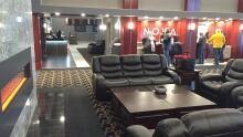 Lobby Chateau Nova Hotel Yellowknife