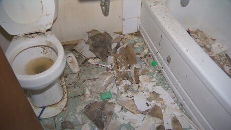 24 Evans Ave. bathroom