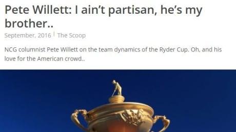 willett blog