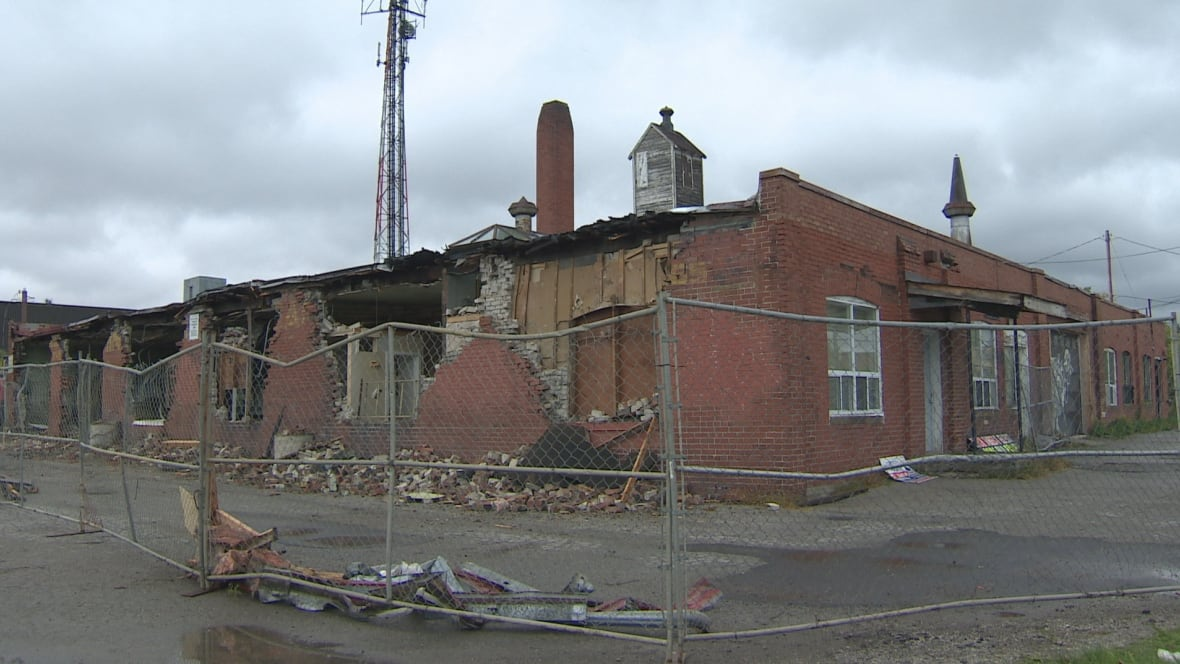 Against time to save historic mimico factory toronto cbc news