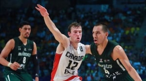 Canada's Brady Heslip takes aim at joining Raptors