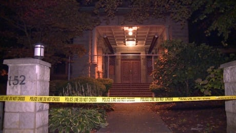 Vancouver police investigating serious incident at historic Gabriola Mansion