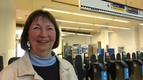 Senior lobbies TransLink for public washroom at Waterfront station