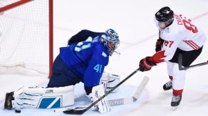 Canada scores 2 late goals to take World Cup title