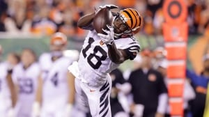 A.J. Green goes off in Bengals win over Dolphins