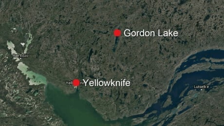 Passenger and pilot found in good condition after plane crash in N.W.T.