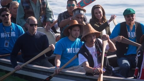 Haida leader asks B.C. premier to stay away for royal visit