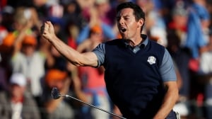 Ryder Cup: Europeans rally to trim U.S. lead to 5-3