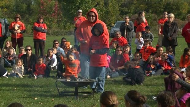 Kahnawake Orange Shirt Day