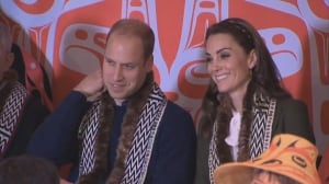 William and Kate's Royal Visit to Haida Gwaii