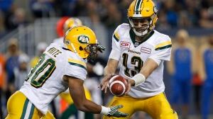 Eskimos dissect Blue Bombers, win season series