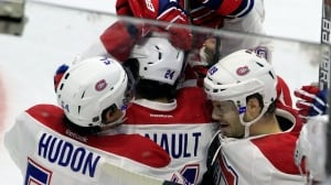 Canadiens triumph over Senators in OT