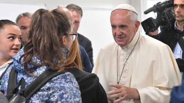 Pope urges acceptance of gays and transsexuals, rejects teaching gender theory