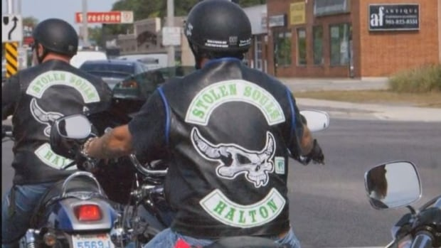 The Stolen Souls motorcycle club