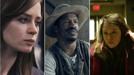 The Girl on the Train, The Birth of a Nation and Two Lovers and a Bear
