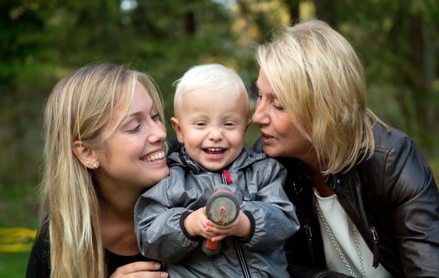 Womb Transplant Family