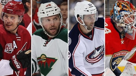 NHL Off-season Moves You May Have Forgot