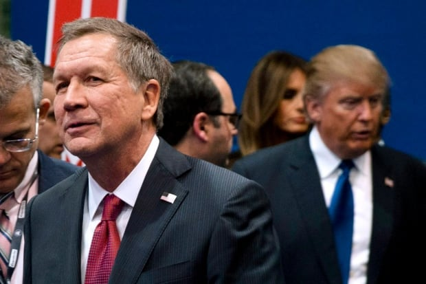 GOP 2016 Convention Kasich
