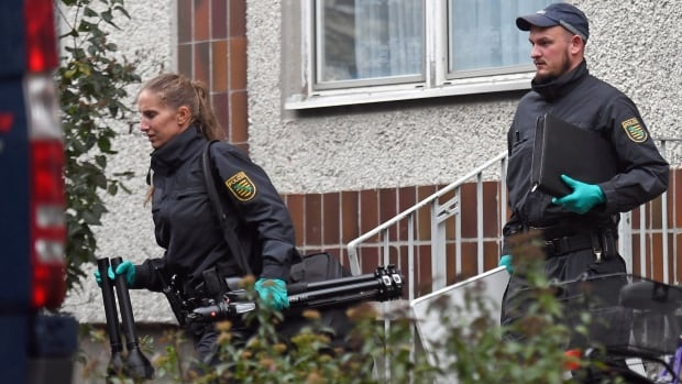 Syrian Refugees Helped Arrest A Suspected Bombmaker After A Two-Day Manhunt