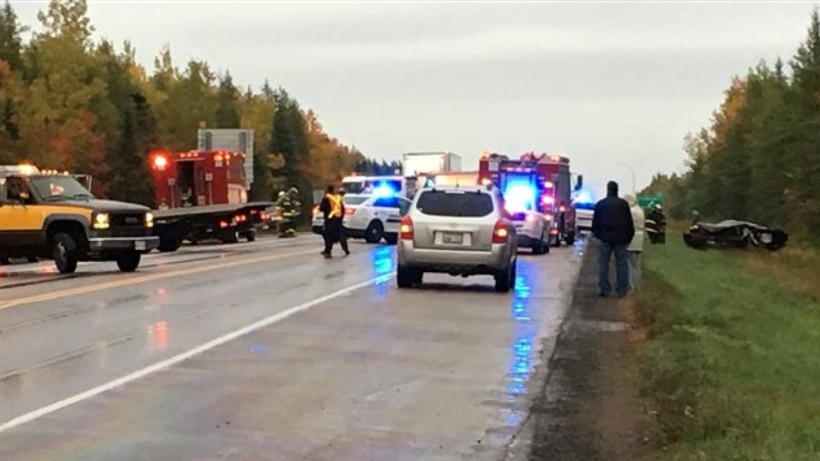 Head-on collision kills Saint-Louis de Kent woman - CBC.ca