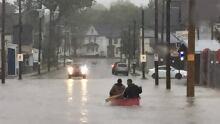 Cape Breton flooding