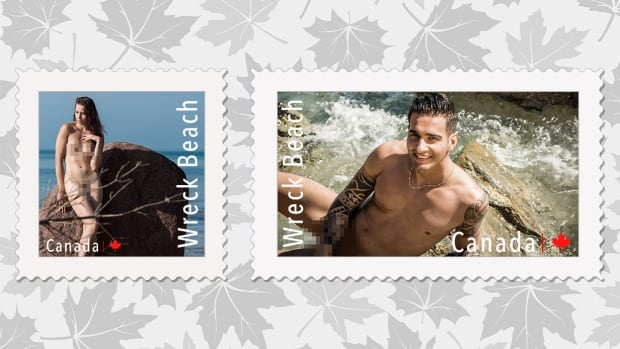 Nude Stamps
